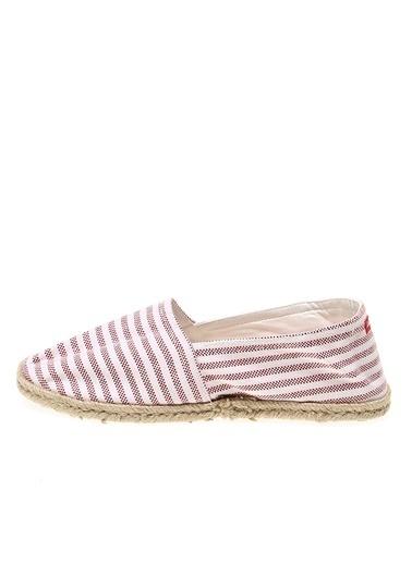 Zabattigli Casual Ayakkabı Beyaz